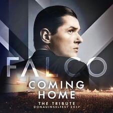 FALCO - FALCO COMING HOME - THE TRIBUTE DONAUINSELFEST 2017   CD NEUF
