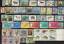 250 OMAN All Different Stamps (C78)