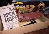 NEW Athearn HO Scale Train ATSF 34' Offset Side Open Top Hopper 5401