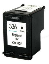 HP 336 NEGRO XL HP336 C9362 REMANUFACTURADO PARA PHOTOSMART 8150 V XI C3180 2575