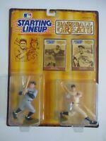 Babe Ruth & Lou Gehrig - Starting Lineup Baseball Greats Yankees Kenner 1989