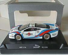 Jaguar XJ 220 Martini Racing #11 1992 Detail Cars 1/43 Art 174 Model