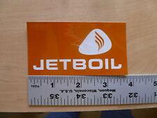 Jet Boil Rectangle Sticker Decal