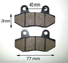 BP002 SET OF BRAKE PADS FOR 50Cc - 150CC DIRT / PIT / QUAD BIKE