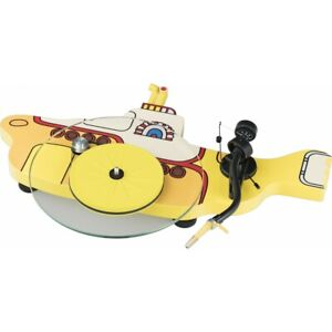 Pro-Ject Turntable The Beatles Yellow Submarine+Ortofon Sonar Pickup