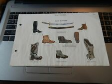 More details for 日本軍の制服タイプ nippongun no seifuku taipu  ww2 japanese army french id plates feet