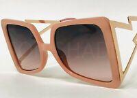 Gafas de Sol Lentes Oculos Espejuelos Moda Para Mujeres Square Large Sunglasses