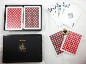 Copag Master Red & Black - Reg Index - Poker