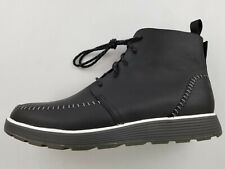 new Chaco men Leather Boots performance shoes Dixon Restez Frais 13 black $165