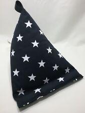 Black + White Stars fabric Tablet stand kindle ipad ebook holder Christmas gift