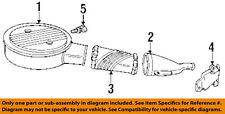 Chevrolet GM OEM Corsica Air Cleaner Intake-Air Temperature Sensor 25037309