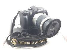 Minolta Maxxum 70 Slr Film Camera Free Shipping!