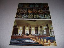 1950s Riddarhuset Interior Stockholm Sweden Vtg Postcard Lot