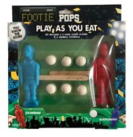 Pigiamino Si Apre Football Giocatore Lollipops & Gumballs Caramelle Dolci Set