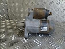 2007 Mazda 3 1.6 16v Petrol Starter Motor B6ZE Z6