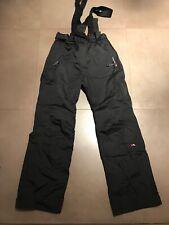 Trespass – Pantalon de ski avec bretelles – Taille S – Couleur noire – Bon état