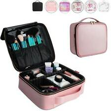 Women Travel Cosmetic Makeup Bag Toiletry Case Pouch Jewelry Organizer Storage