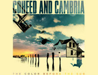 COHEED AND CAMBRIA CD - THE COLOR BEFORE THE SUN (2015) - NEW UNOPENED - ROCK