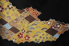 Vintage Japanese silk  Kimono  TOMESODE  from Japan 3-35