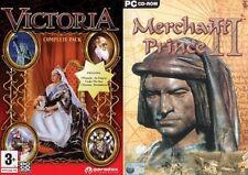 Victoria COMPLETO Pack Impero sotto il sole + rivoluzioni & Merchant Principe II 2