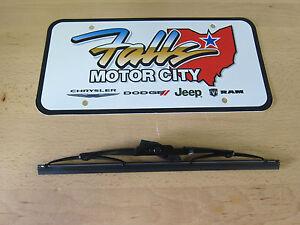 Mopar Grand Cherokee Liberty Compass Caliber Rear Wiper Blade OEM