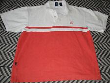 Kani Striped Short Sleeve Polo Size L