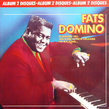 Fats DOMINO Blueberry Hill... FR Press Impérial 2601683 1984 2 LP