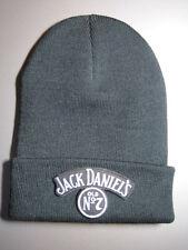 JACK DANIELS OLD #7 BEANIE BEANNIE CAP LOGO LOOK & BUY IT NOW! GREAT GIFT ITEM!!