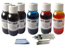 Refill ink for Epson 774 664 cartridge Expression EcoTank ET-2500 ET-2550 600ml