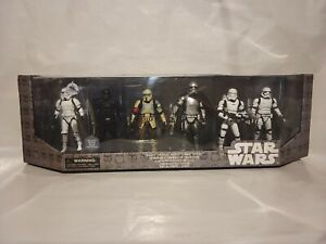 Star Wars Elite Series Figure Set - 2017 D23 Limited Edition  333/500