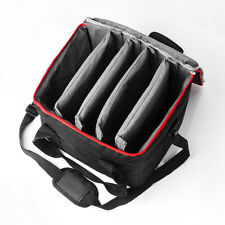 """4 sponge layers 12""""x10""""x9"""" Camcorder Video Carring Bag Case for Aputure 528 672"""