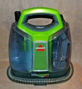 BISSELL SpotClean ProHeat Pet Compact Carpet Cleaner - Green - 5207G