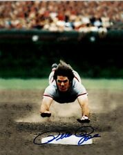 Pete Rose Autographed Signed 8x10 Photo ( Reds ) REPRINT