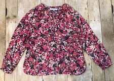 Ann Taylor Loft Flower Top Size Small Petite Used