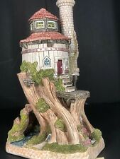 David Winter Cottages Eccentrics Collection The Tree House Nib Coa Perfect