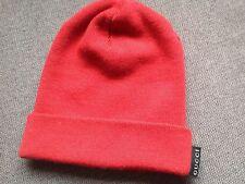 Original GUCCI Mütze Rot Neu!