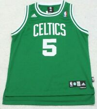 Adidas Boston Celtics Green Jersey Top Garnett Sleeveless Polyester Large 14-16