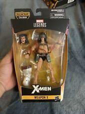 X-Men Marvel Legends 6-Inch Weapon X Action Figure (Caliban BAF)