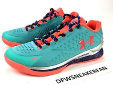 differently 651b9 01d81 Under Armour Curry 1 Low PE Men s Size 13 SC Select Camp 1276195‑389 MVP