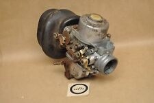 Vintage 1970-1972 Honda 600 N600 Z600 Carburetor #2 w/ Air Duct Boot & Funnel