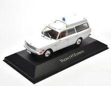 Ambulance Volvo 145 Express (1969) - 1:43 Voiture Miniature Diecast AMB07
