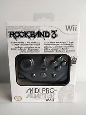 Mad Catz Rock Band 3 MIDI PRO-ADAPTER for Wii and Wii U Nintendo Wii