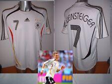 Alemania Schweinsteiger adulto XXL Adidas Camiseta Jersey Fútbol Balonpié Camiseta Top