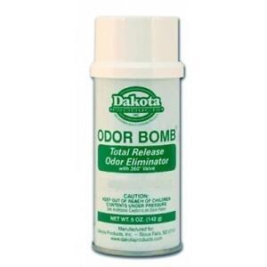 3 Pack Dakota Odour Bomb - Air Freshener, Odor Eliminator - Napa Berry Scent