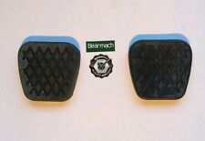 Bearmach Freelander 1 & Rover 25 & 45 Clutch & Brake Pedal Rubbers x 2  DBP7047L