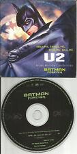 U2 & MAZZY STAR Hold me SINGLE Version SLEEVE Europe CD single USA seller BATMAN