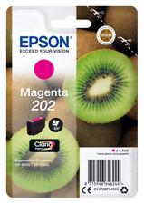 Original Epson Tinte Patronen 202 Kiwi Expression Premium XP 6000 6005 6100 6105