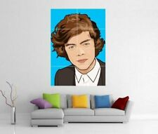 HARRY Styles POP ART 1D ONE DIRECTION Take me Home GIGANTE parete Stampa Poster H161