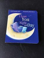 I Love You Night and Day by Smriti Prasadam-halls (2014, Board Book)