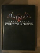 Batman Arkham Knight Collectors Edition Strategy Game Guide